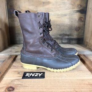 "2b4da74fa162e LL Bean 10"" Bean Boot Waterproof LLB214 ..."